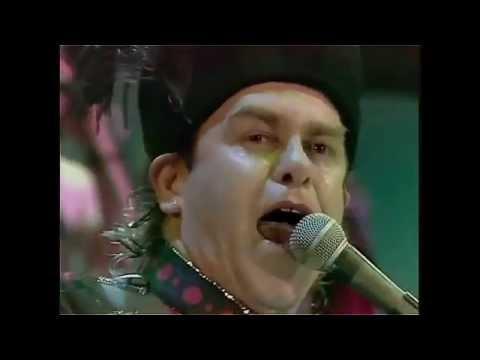 Elton John - Rocket Man (Live Aid 1985) HD