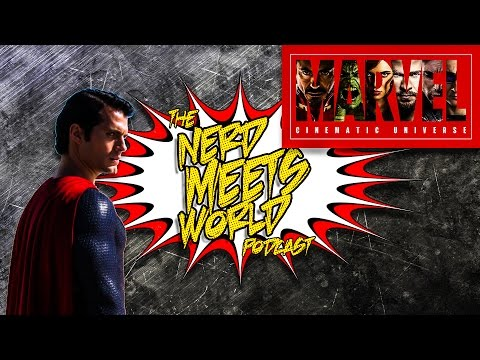 Marvel Movies, Henry Cavil Superman, and more! NMW Podcast Episode 5