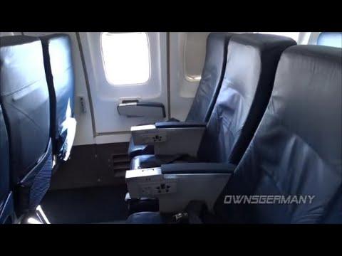 Older Delta Boeing 757 200 In Flight Seattle Los Angeles Economy Experience