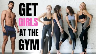 How To Hit On HOT Girls At The Gym (And NOT Get Rejected)