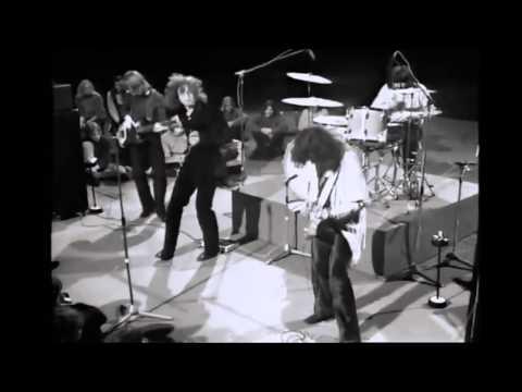 Led Zeppelin - Dazed and Confused Lyrics HD