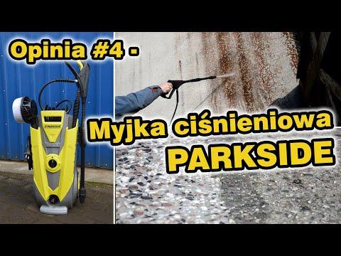Opinia #4 - Myjka ciśnieniowa Parkside z Lidla