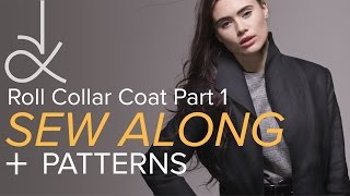 Sewing a Coat, A Sew Along. Part 1, The Sewing Pattern