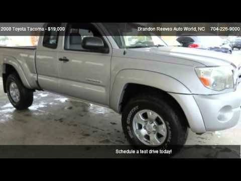 2008 Toyota Tacoma For In Monroe Nc 28110