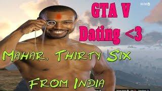 Mahar Dating Profile - GTA V