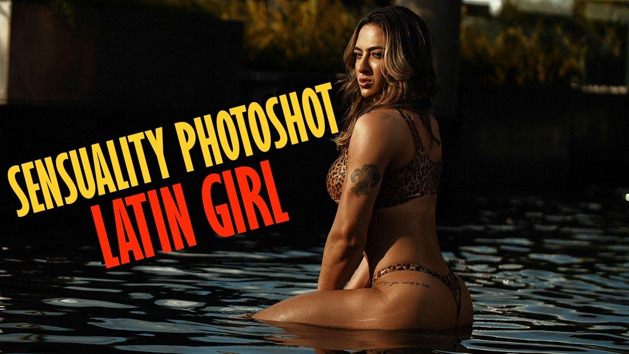 Download SENSUALITY PHOTOSHOT LATIN GIRL