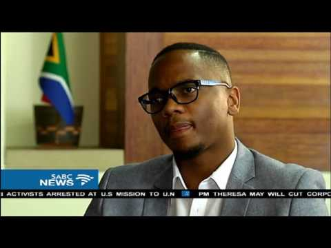 Deputy Chief Justice, Ray Zondo interview with  Aldrin Sampear
