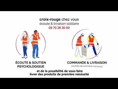 Croix-Rouge chez vous, accessible aux personnes sourdes ou malentendantes  | ACCEO