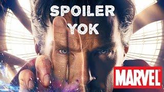 DOCTOR STRANGE Film İncelemesi: Marvel'a Oscar Geliyor!