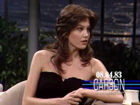 Diane Lane Talks About Her 18th Birthday on Johnny Carson's Tonight  1983