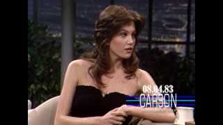 Diane Lane Talks About Her 18th Birthday on Johnny Carson