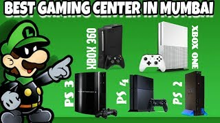 BEST GAMING CENTER IN MUMBAI/ VLOGS/MY NEW LIFESTYLE