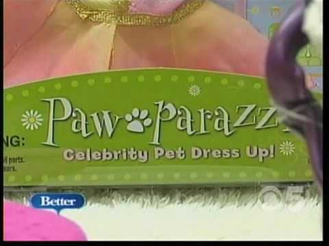 Pawparazzi Pets on Better.TV Parents TV Minute