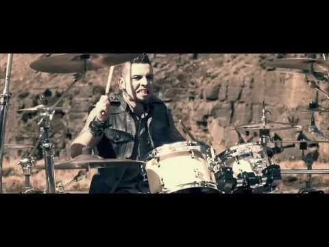 THE DEFILED - As I Drown (OFFICIAL MUSIC VIDEO)