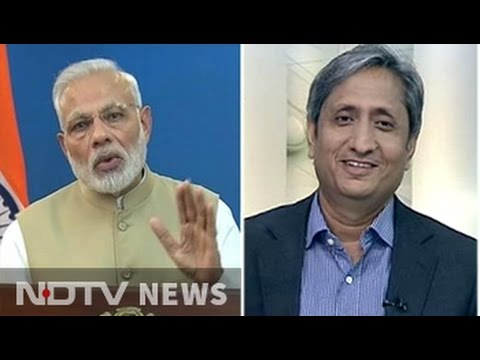 Living on One's Own Income is a Delight Best Felt Today, says Ravish Kumar