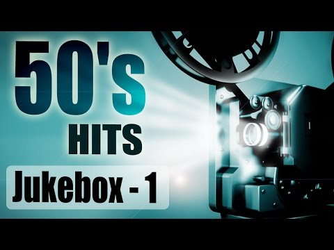 Best of 50's Hindi Songs (HD) - Jukebox 1 - Evergreen Bollywood Black & White Old Hits (1950-1959)