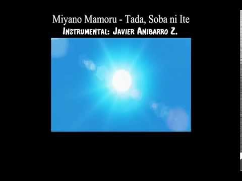 Miyano Mamoru  - Tada, Soba ni Ite (Karaoke) (Instrumental: Javier Anibarro Z.)