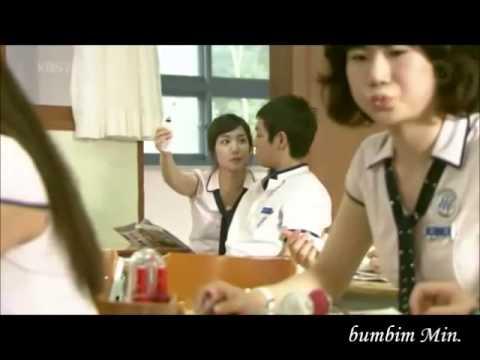 TOP bigbang & minyoung PARK