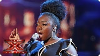 Hannah Barrett sings Skyfall by Adele - Live Week 3 - The X Factor 2013