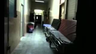 Fantasma en Hospital Santa Rosa de Copan, Honduras