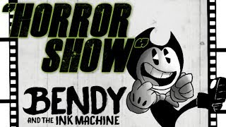 """BENDY AND THE INK MACHINE SONG ▶ """"Horror Show"""" (Ft. TheSpyBeetle) 