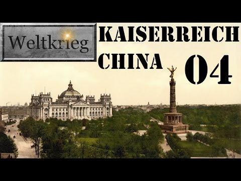 Hearts of Iron 4 Weltkrieg: Rise of the Kaiserreich China 04 Indien (Deutsch / Let's Play