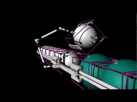 In-Space Propulsion Using Modular Building Blocks v2.0.avi