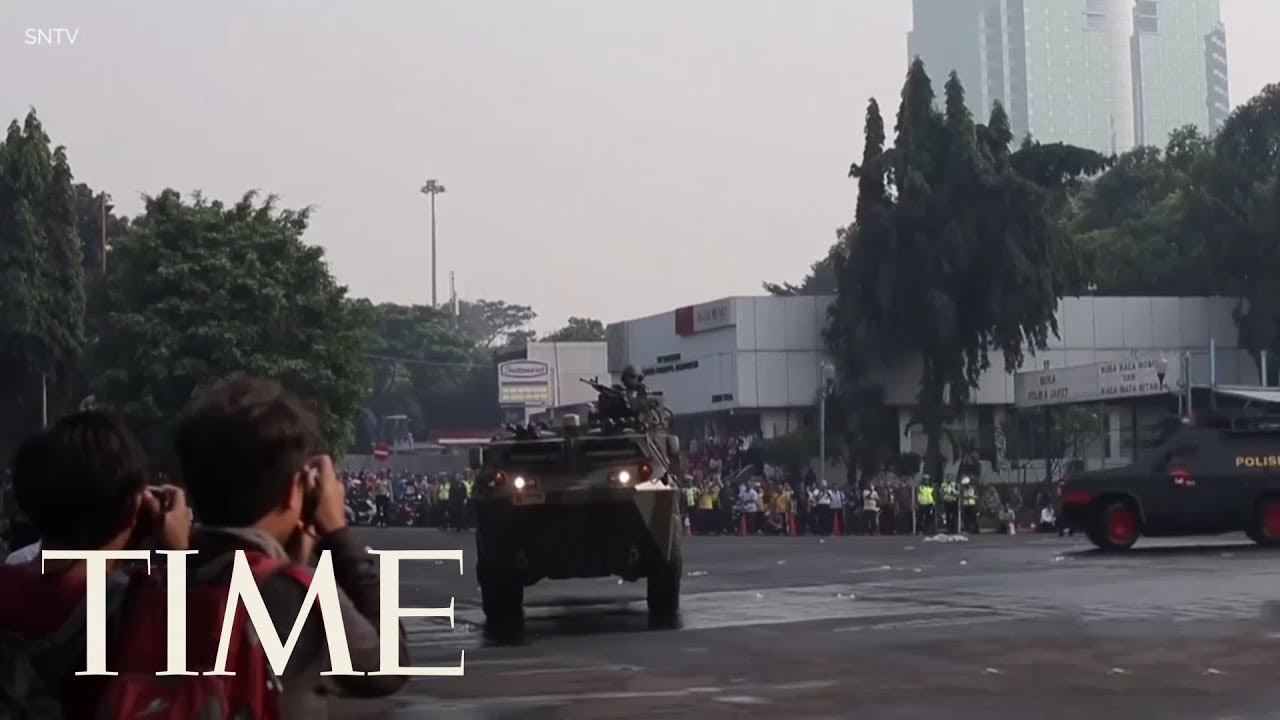 Indonesian Police Have Killed Dozens Of People In A Crackdown On Crime Before Asian Games | TIME