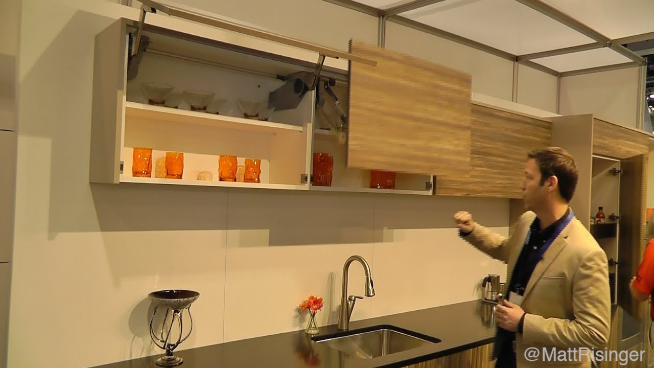 BLUM SERVODRIVE for AVENTOS Hardware IBS 2014  YouTube
