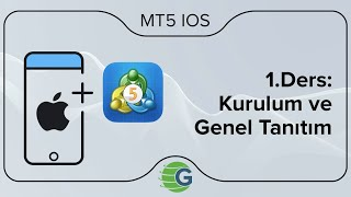 GCM MT5 iOS VİOP (Mobil) - 1.Ders: Kurulum ve Genel Tanıtım