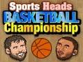 Sports Head basketball championship con Fran