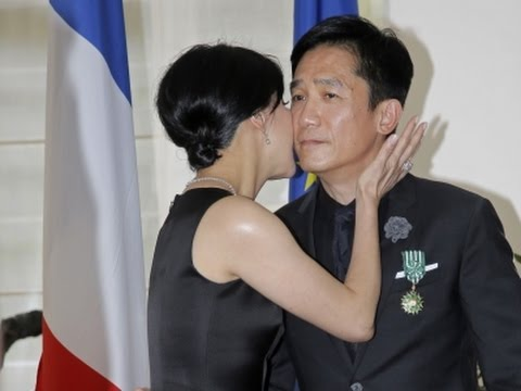 Leung Receives Top Honor From France