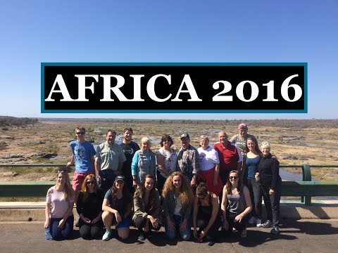 SOUTH AFRICA, ZIMBABWE & ZAMBIA TRAVEL VLOG || SUMMER 2016