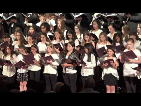 Haskell Chorus Spring Concert at Lakeland Regional High School