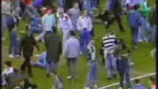Hillsborough - BBC Newsflash