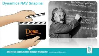 NAV TechDays 2014 - Looking at NAV the Powershell way