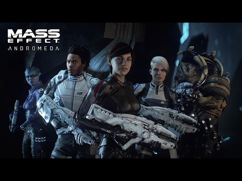 MASS EFFECT™: ANDROMEDA – Official Sara Ryder Trailer