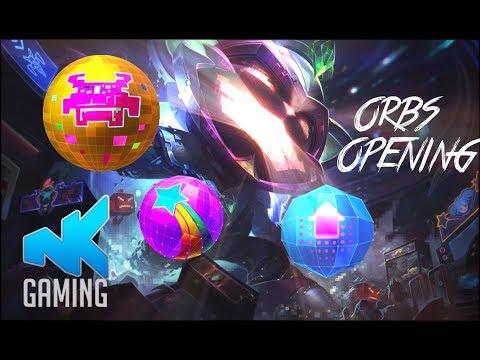 видео: nkplays / league of legends opening orbs - Открытие  Орбс