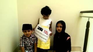 Jalsa Salana UK 2015 Greetings from Bangalore India Islam Ahmadiyya