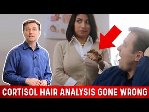 Cortisol Hair Analysis Gone Wrong (Dr. Berg)