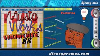 Rumours Riddim A k a Telephone Love Riddim Mix  (Music Works ,More Ideas ,Fire Works) Mix by djeasy