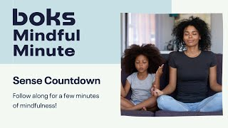 BOKS Mindful Minute: Sense Countdown