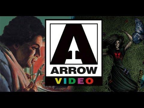 HORROR ALERT! Arrow Video Blu-rays Update!