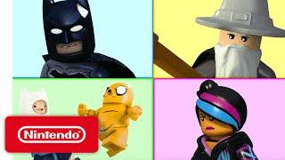 """LEGO Dimensions - """"Bigger Characters, Bigger Possibilities!"""" Trailer"""