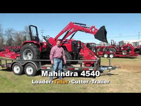 Mahindra 4540 package