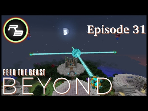 Modded Minecraft : FTB Beyond : Ep 31 : Draconic Energy Core