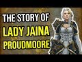 Warcraft Lore - The Story of Jaina Proudmoore