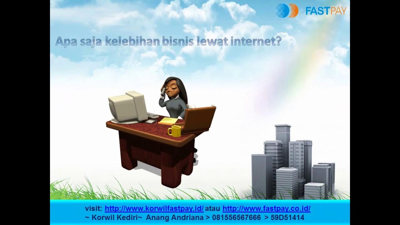 Peluang Bisnis Lewat Internet Paling Menguntungkan - YouTube