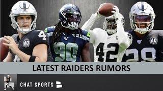 Raiders Rumors On Derek Carr, Jadeveon Clowney, Karl Joseph, Mike Mayock, Josh Jacobs | Mailbag