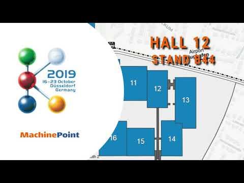 MachinePoint - K 2019